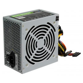 Блок питания Aerocool ATX 500W ECO-500 (24+4pin) 120mm fan 3xSATA RTL