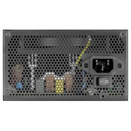 Блок питания Aerocool ATX 550W AERO BRONZE 80+ bronze (24+4+4pin) APFC 120mm fan 5xSATA RTL