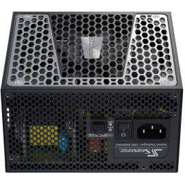 Блок питания Seasonic ATX 650W PRIME GX-650 80+ gold 24+2x(4+4) pin 135mm fan 10xSATA Cab Manag RTL