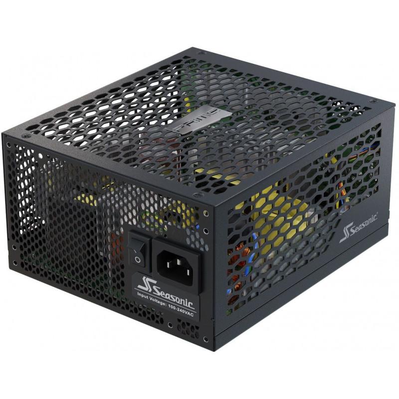 Блок питания Seasonic ATX 700W PRIME Fanless TX-700 80+ titanium 24+2x(4+4) pin APFC 10xSATA Cab Manag RTL