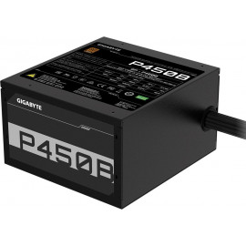 Блок питания Gigabyte ATX 450W GP-P450B 80+ bronze (24+4+4pin) APFC 120mm fan 6xSATA RTL