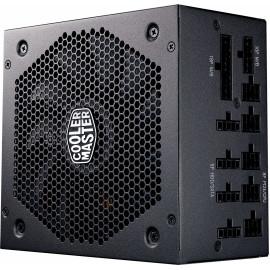 Блок питания Cooler Master ATX 750W V Gold V2 750W 80+ gold (24+8+4+4pin) APFC 120mm fan 12xSATA Cab Manag RTL