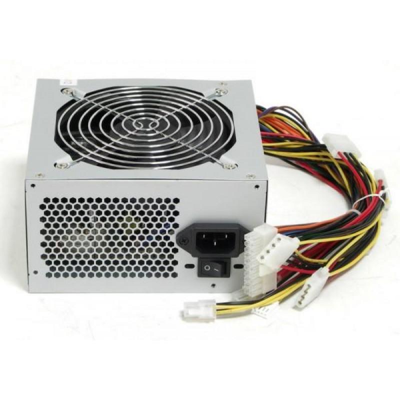 Блок питания FSP ATX 500W ATX-500PNR-I (24+4+4pin) APFC 120mm fan 3xSATA