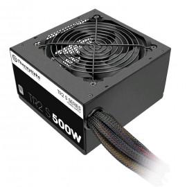 Блок питания Thermaltake ATX 500W TR2 S 80+ (24+4+4pin) APFC 120mm fan 5xSATA RTL