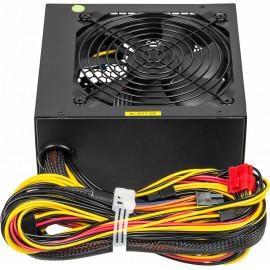 Блок питания Accord ATX 500W ACC-500W-80BR 80+ bronze (24+4+4pin) 120mm fan 6xSATA RTL