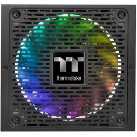 Блок питания Thermaltake ATX 1050W Toughpower iRGB Plus 80+ platinum (24+4+4pin) APFC 140mm fan color LED 12xSATA Cab Manag RTL