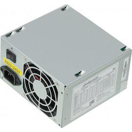 Блок питания LinkWorld ATX 350W LW2-350W (LPE) case (24+4pin) 80mm fan 4xSATA RTL