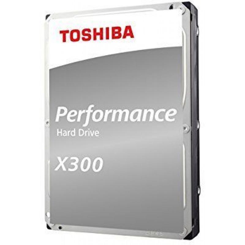 Жесткий диск Toshiba SATA-III 10Tb HDWR11AUZSVA X300 (7200rpm) 256Mb 3.5