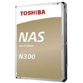 Жесткий диск Toshiba SATA-III 10Tb HDWG11AUZSVA NAS N300 (7200rpm) 256Mb 3.5