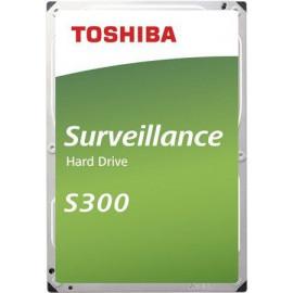 Жесткий диск Toshiba SATA-III 4Tb HDWT140UZSVA Surveillance S300 (5400rpm) 128Mb 3.5