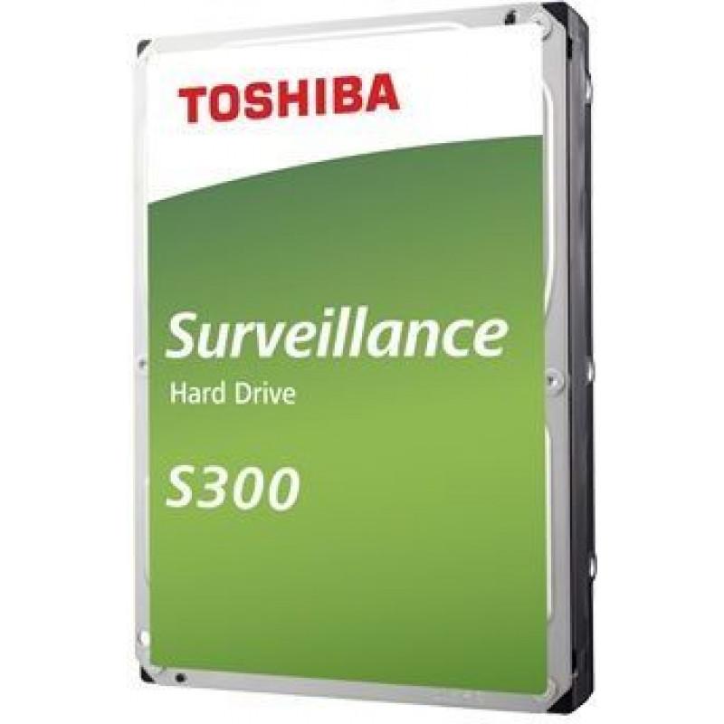 Жесткий диск Toshiba SATA-III 10Tb HDWT31AUZSVA Surveillance S300 Pro (7200rpm) 256Mb 3.5