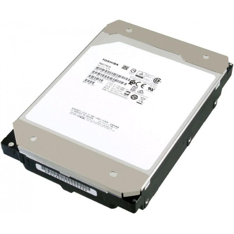 Жесткий диск Toshiba SATA-III 12Tb MG07ACA12TE Enterprise Capacity (7200rpm) 256Mb 3.5