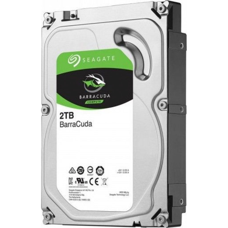 Жесткий диск Seagate Original SATA-III 2Tb ST2000DM005 Barracuda (5400rpm) 256Mb 3.5