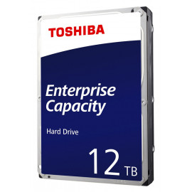 Жесткий диск Toshiba SAS 3.0 12Tb MG07SCA12TE Enterprise Capacity (7200rpm) 256Mb 3.5