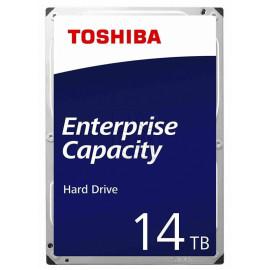 Жесткий диск Toshiba SAS 3.0 14Tb MG07SCA14TE Enterprise Capacity (7200rpm) 256Mb 3.5