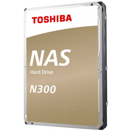Жесткий диск Toshiba SATA-III 14Tb HDWG21EUZSVA NAS N300 (7200rpm) 256Mb 3.5