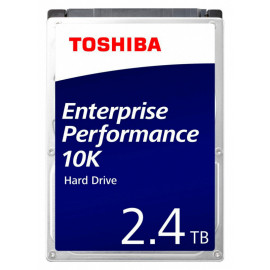 Жесткий диск Toshiba SAS 3.0 2400Gb AL15SEB24EQ (10500rpm) 128Mb 2.5