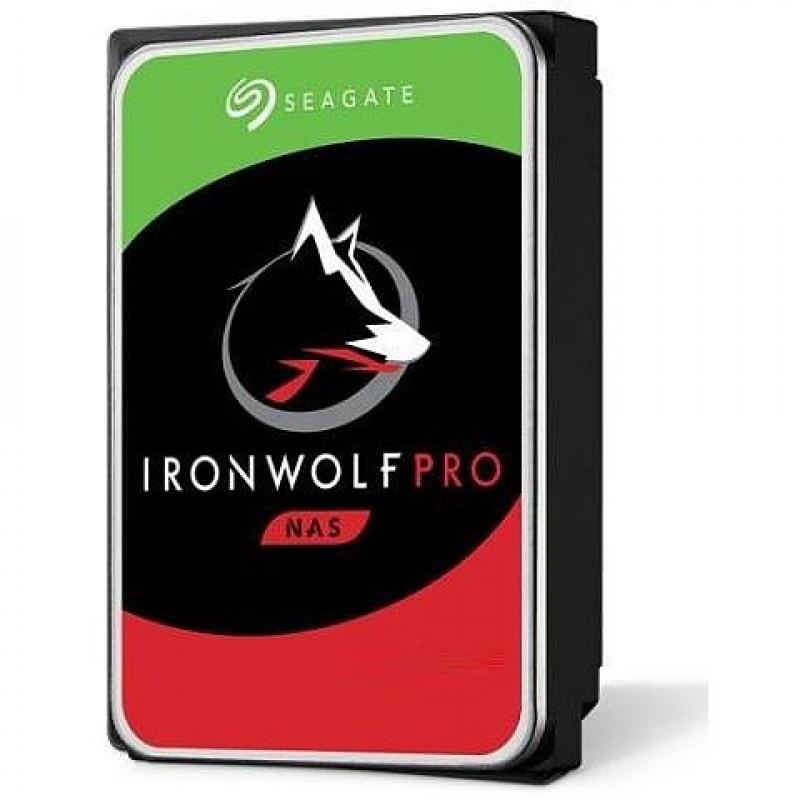 Жесткий диск Seagate Original SATA-III 6Tb ST6000NE000 NAS Ironwolf Pro (7200rpm) 256Mb 3.5