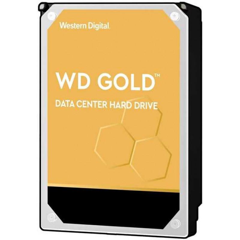 Жесткий диск WD Original SATA-III 4Tb WD4003FRYZ Gold (7200rpm) 256Mb 3.5