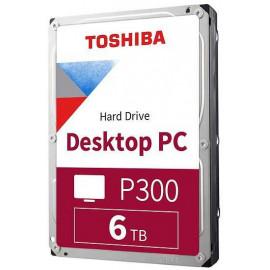 Жесткий диск Toshiba SATA-III 6Tb HDWD260UZSVA P300 (5400rpm) 128Mb 3.5