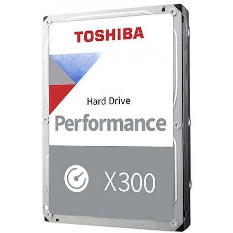 Жесткий диск Toshiba SATA-III 8Tb HDWR180EZSTA X300 (7200rpm) 256Mb 3.5