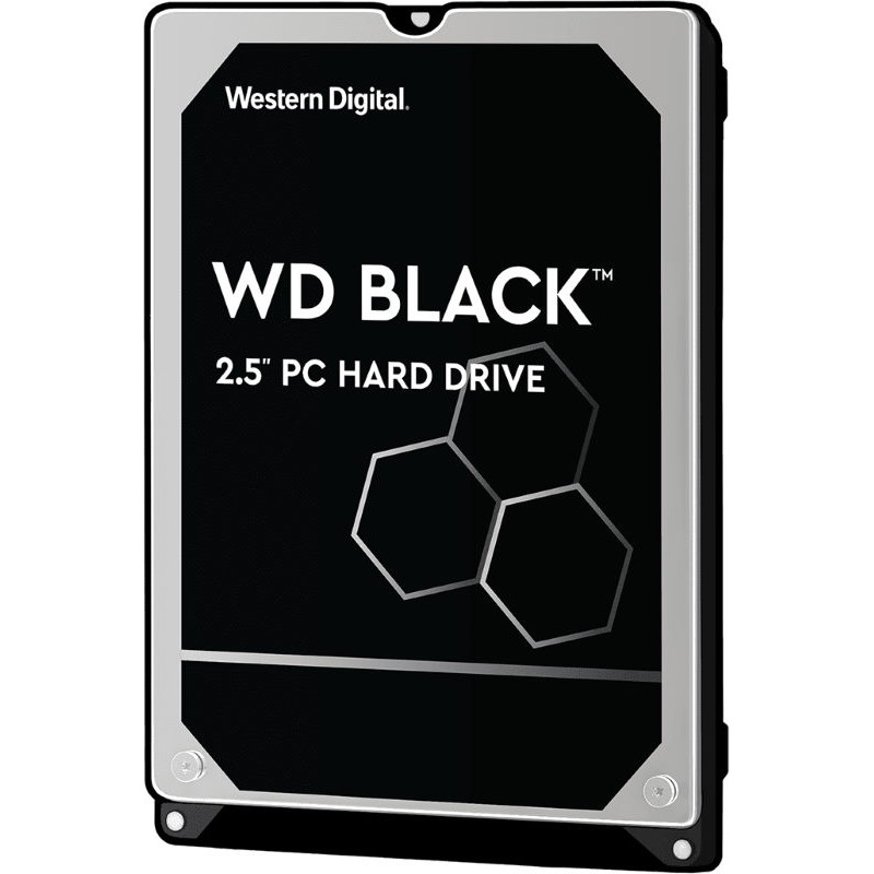 Жесткий диск WD Original SATA-III 500Gb WD5000LPSX Black (7200rpm) 64Mb 2.5