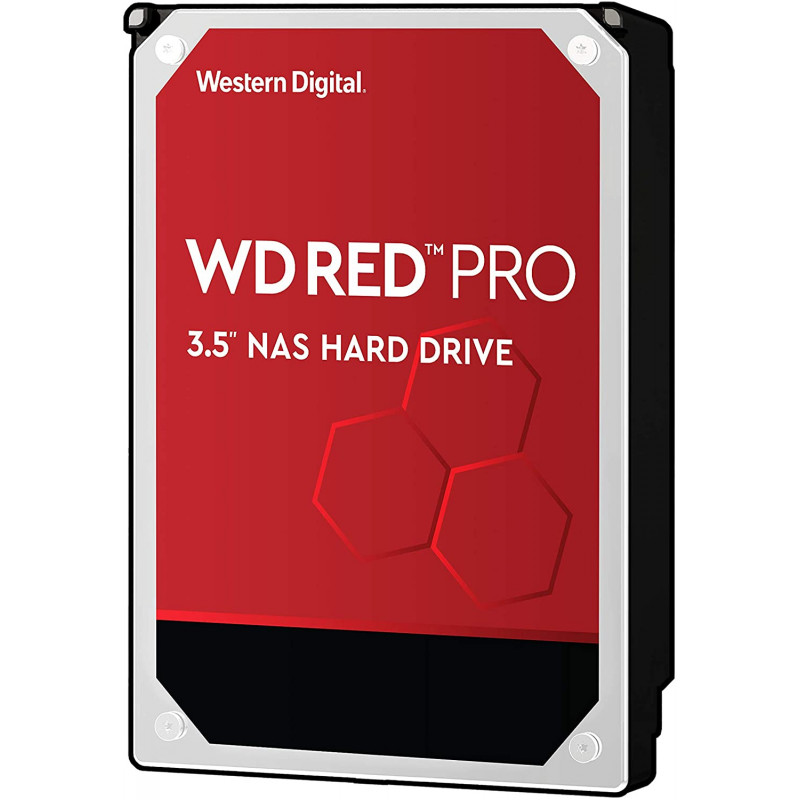 Жесткий диск WD Original SATA-III 18Tb WD181KFGX NAS Red Pro (7200rpm) 512Mb 3.5