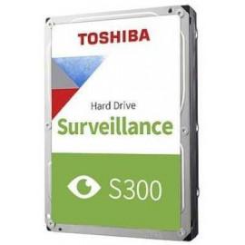 Жесткий диск Toshiba SATA-III 1Tb HDWV110UZSVA Surveillance S300 (5700rpm) 64Mb 3.5