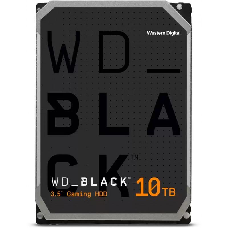 Жесткий диск WD Original SATA-III 10Tb WD101FZBX Black (7200rpm) 256Mb 3.5