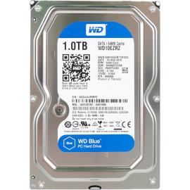 Жесткий диск WD Original SATA-III 1Tb WD10EZRZ Blue (5400rpm) 64Mb 3.5