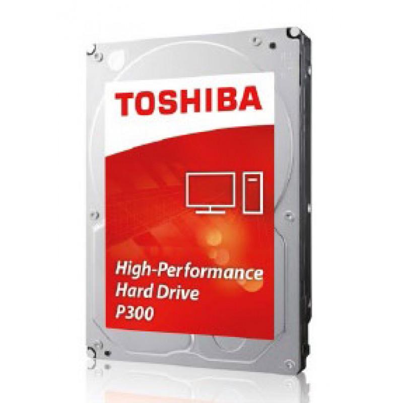 Жесткий диск Toshiba SATA-III 2Tb HDWD120UZSVA P300 (7200rpm) 64Mb 3.5