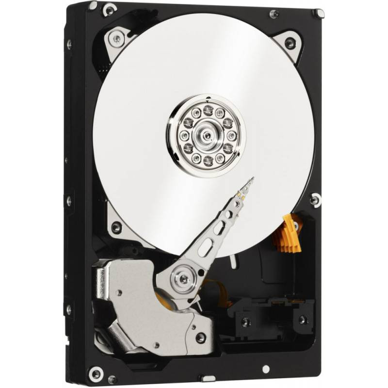 Жесткий диск WD Original SATA-III 2Tb WD2002FFSX NAS Red Pro (7200rpm) 64Mb 3.5