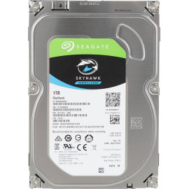 Жесткий диск Seagate Original SATA-III 1Tb ST1000VX005 Video Skyhawk (5900rpm) 64Mb 3.5