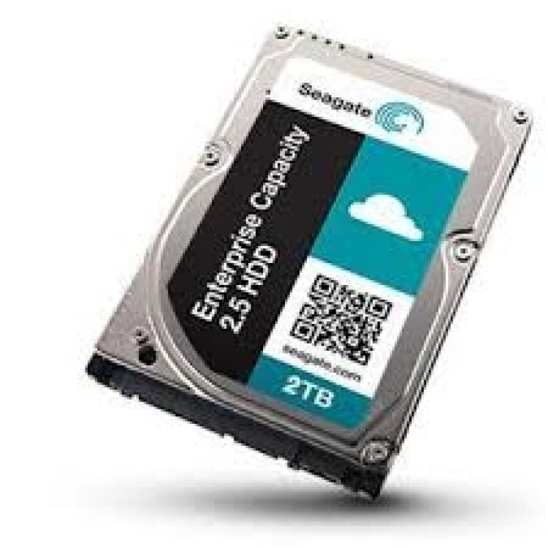 Жесткий диск Seagate Original SAS 3.0 2Tb ST2000NX0273 Exos (7200rpm) 128Mb 2.5