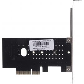 Адаптер PCI-E M.2 NGFF for SSD V2 + Heatsink Ret