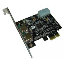 Контроллер PCI-E Nec D720200F1 2xUSB3.0 Bulk