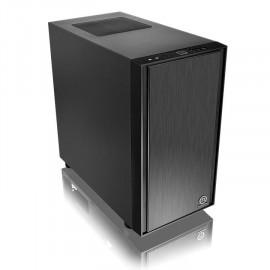 Корпус Thermaltake Versa H17 черный без БП mATX 2xUSB2.0 1xUSB3.0 audio bott PSU