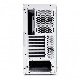 Корпус Fractal Design Meshify C TG белый без БП ATX 5x120mm 4x140mm 2xUSB3.0 audio bott PSU
