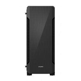 Корпус Zalman S3 черный без БП ATX 2x120mm 2xUSB2.0 1xUSB3.0 audio bott PSU