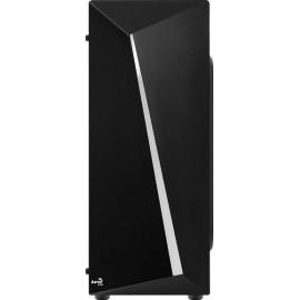 Корпус Aerocool Shard A-BK-v черный без БП ATX 7x120mm 2xUSB2.0 1xUSB3.0 audio bott PSU