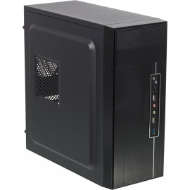 Корпус LinkWorld VC05-1011 черный без БП ATX 2xUSB2.0 1xUSB3.0 audio