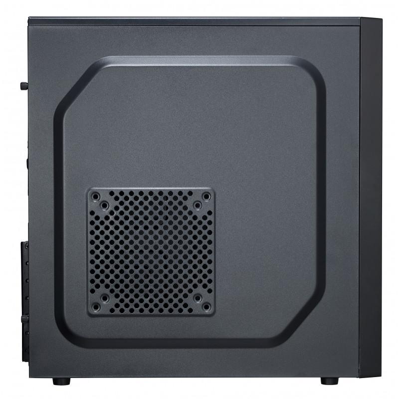 Корпус Accord ACC-CT316B черный без БП ATX 1x80mm 1x92mm 3x120mm 1x140mm 2xUSB2.0 1xUSB3.0 audio