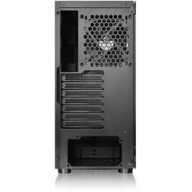 Корпус Thermaltake H200 TG RGB черный без БП ATX 2xUSB3.0 audio bott PSU