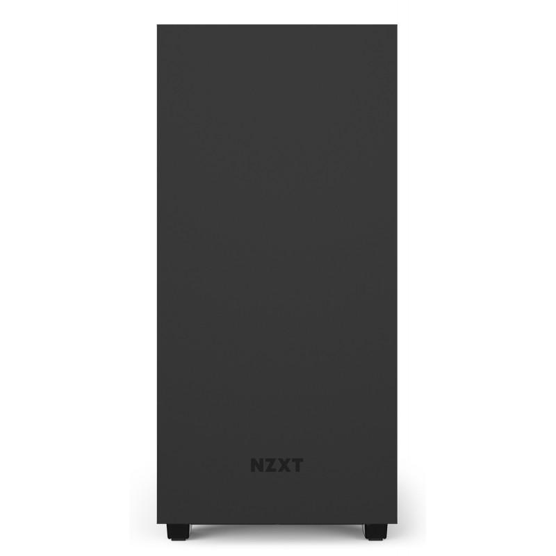Корпус NZXT H510 CA-H510B-B1 черный без БП ATX 2x120mm 1xUSB3.0 1xUSB3.1 audio bott PSU