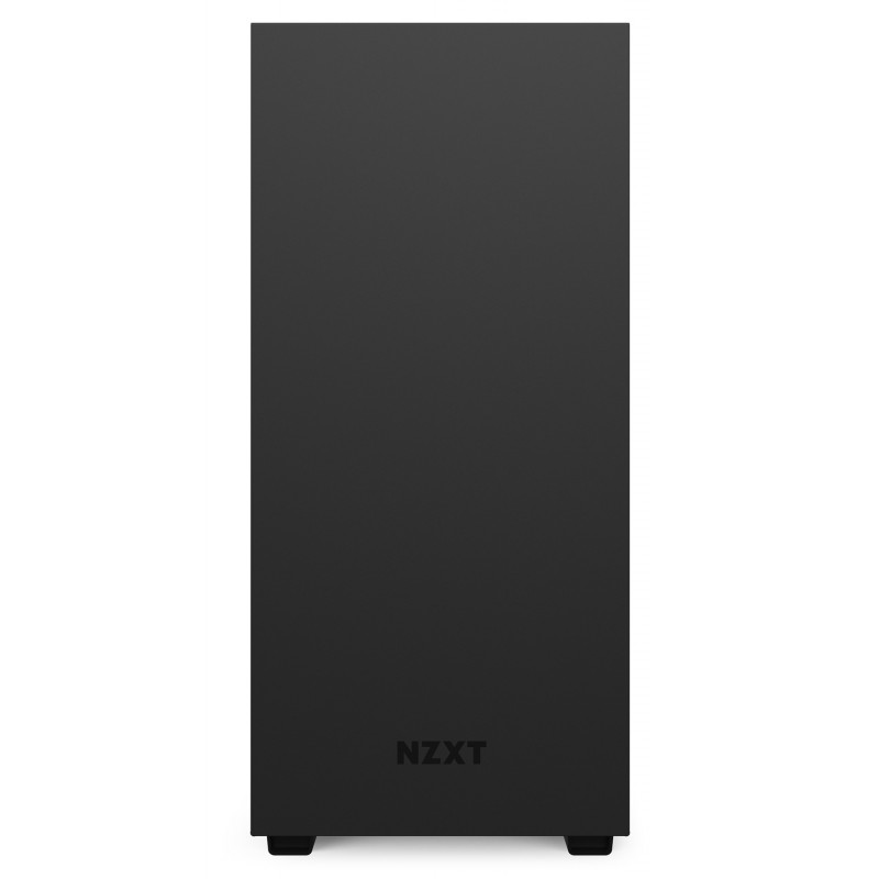 Корпус NZXT H710 CA-H710B-B1 черный без БП E-ATX 3x120mm 2xUSB3.0 1xUSB3.1 audio bott PSU