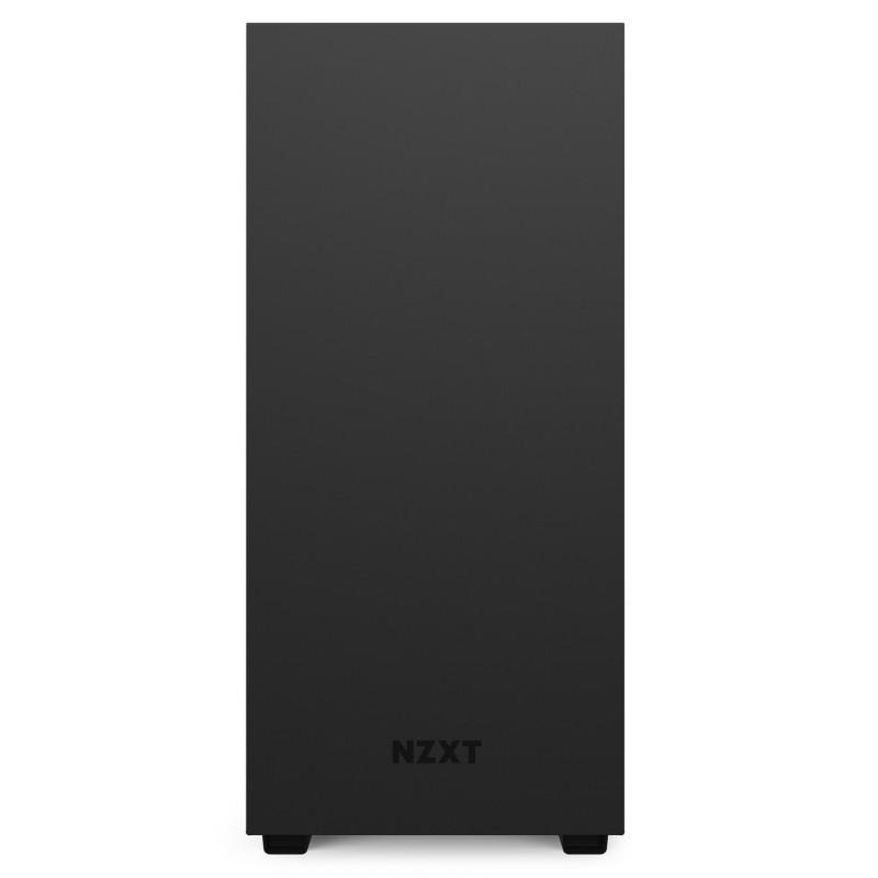 Корпус NZXT H710 CA-H710B-BR черный/красный без БП E-ATX 3x120mm 2xUSB3.0 1xUSB3.1 audio bott PSU