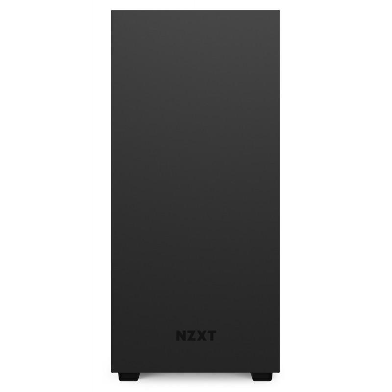 Корпус NZXT H710i CA-H710i-B1 черный без БП E-ATX 3x120mm 2xUSB3.0 1xUSB3.1 audio bott PSU