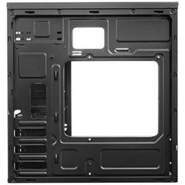 Корпус LinkWorld VC-13M171 черный без БП mATX 1x80mm 1x120mm 2xUSB2.0 audio