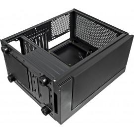 Корпус Formula F-33RGB черный без БП ATX 5x120mm 2x140mm 2xUSB2.0 1xUSB3.0 audio bott PSU
