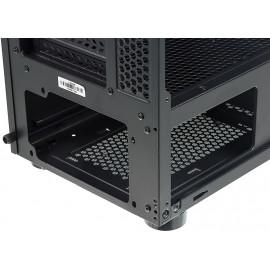Корпус Formula F-3401 (V1) черный без БП ATX 3x120mm 2xUSB2.0 1xUSB3.0 audio bott PSU